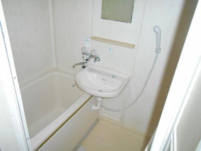 【浴室】コンフォート北国分Ⅰ