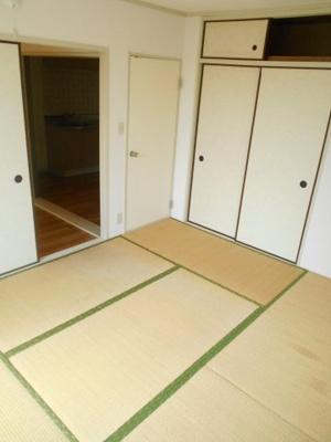 【和室】コンフォート北国分Ⅰ