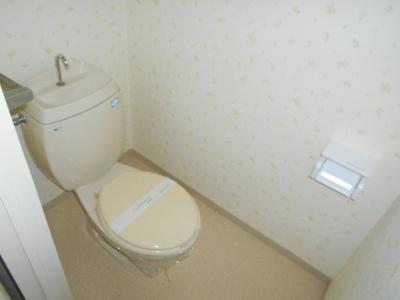【トイレ】コンフォート北国分Ⅰ