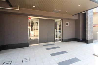 【エントランス】エスリード福島シティグランツ