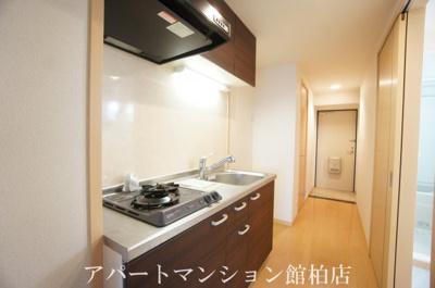 【キッチン】エクセレントファミリー柏の葉