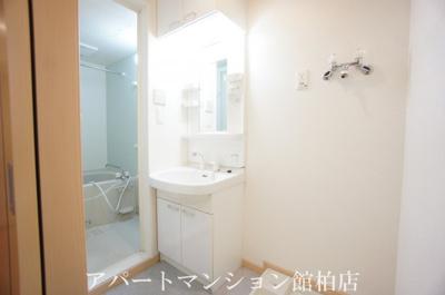 【洗面所】エクセレントファミリー柏の葉