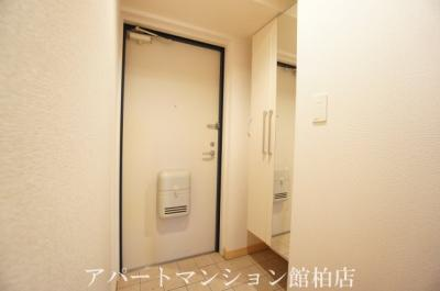 【玄関】エクセレントファミリー柏の葉