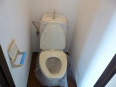 【トイレ】ジョイハイツ
