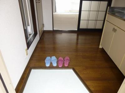 【玄関】ジョイハイツ