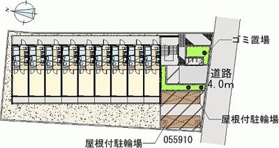 【地図】クレイノベルフルール