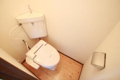 【トイレ】第1関ハイツ
