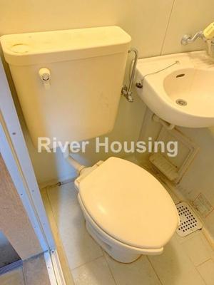 【トイレ】フラット桜山