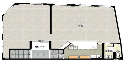 【外観】駅近 飲食可 天神橋6 天神橋六丁目駅