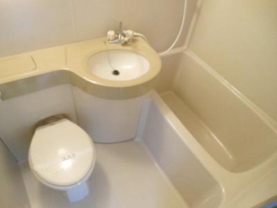 【浴室】キューブAMX