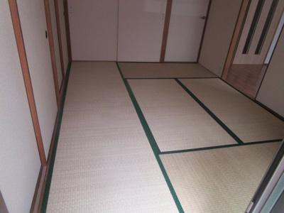【寝室】レジデンス西田辺