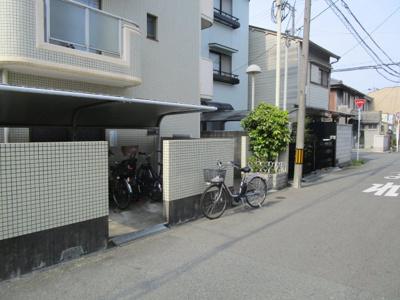 【展望】レジデンス西田辺