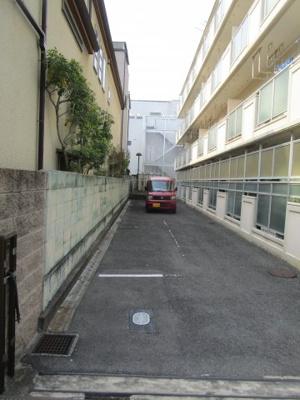 【駐車場】レジデンス西田辺