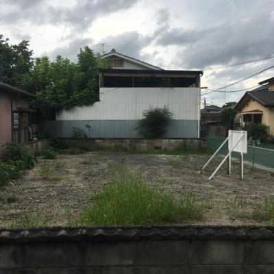 【外観】大津市本堅田1丁目4 売土地