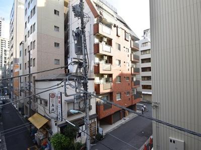 【展望】カスタリア新富町Ⅱ