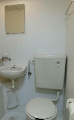【トイレ】NFコーポ西川口