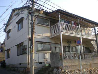 【外観】ソアイアパート