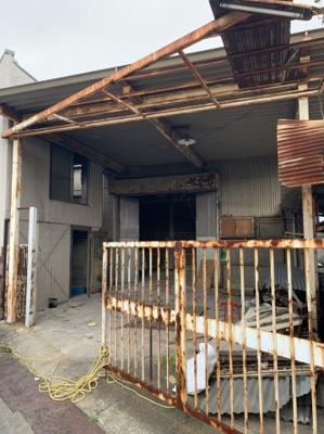 【外観】原田倉庫A