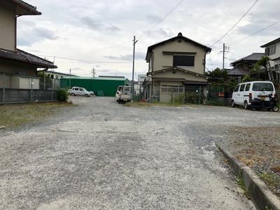 【外観】ナメタ駐車場