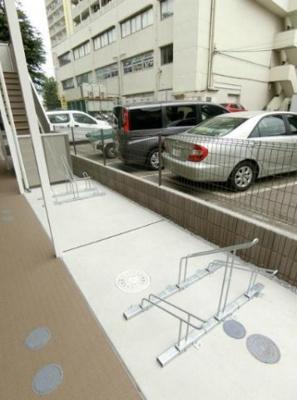 【駐車場】リブリ・アレッタ 方南の杜