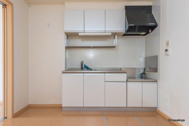 【キッチン】ラフォーレヴィラ A