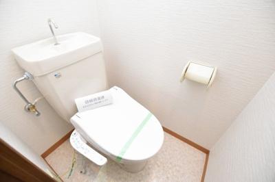 【トイレ】クレセント谷町
