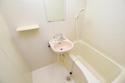 【浴室】クレセント谷町