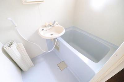 【浴室】アリエス六甲3(旧ハイツ三好)
