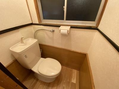 【トイレ】青栁貸家