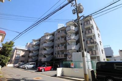 【外観】新栄アンピール清水