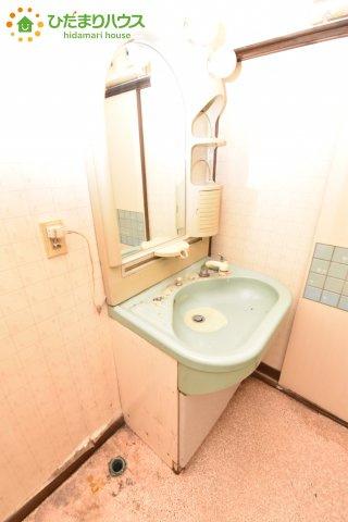 【独立洗面台】北本市二ツ家3丁目 中古一戸建て