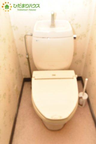 【トイレ】北本市二ツ家3丁目 中古一戸建て