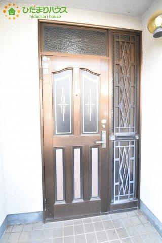 【玄関】北本市二ツ家3丁目 中古一戸建て
