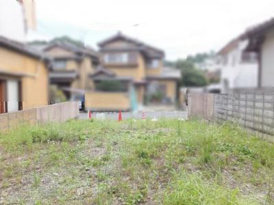 【展望】伏見区日野野色町 建築条件付き土地