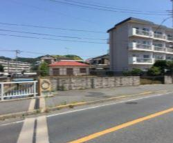 【周辺】横須賀市津久井2丁目 第一種住居地域 売地