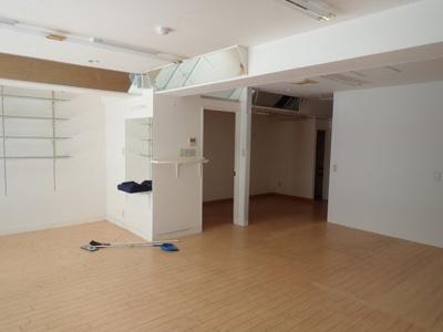タウンハイツ板宿 1階店舗・事務所