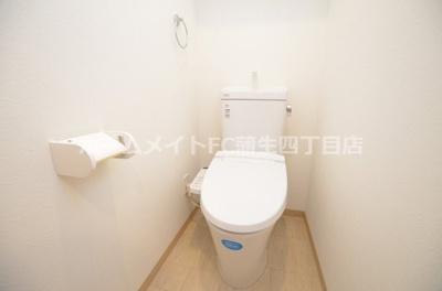 【トイレ】フォレスト蒲生