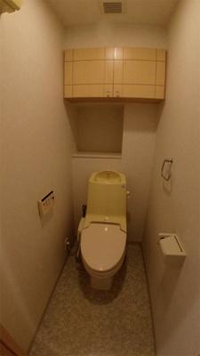【トイレ】アーバンビュー大手前グランドステージ