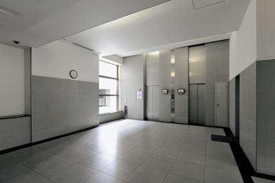 【ロビー】ヴェルタワー下関駅前マリンビュー 1403号室