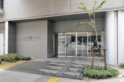 【エントランス】ヴェルタワー下関駅前マリンビュー 1403号室