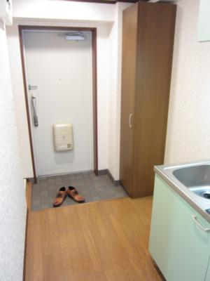 【玄関】ヨコハマモトマチガーデン16
