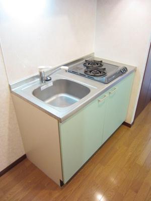 【キッチン】ヨコハマモトマチガーデン16