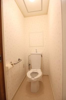 【トイレ】シティハイツ狩口3号棟