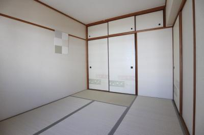 【和室】シティハイツ狩口1号棟
