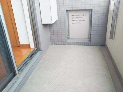 【バルコニー】レジディア池尻大橋