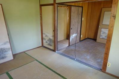 【和室】平川貸家