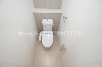 【トイレ】ノーブル関目