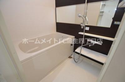 【浴室】ノーブル関目