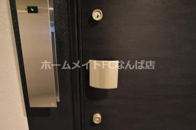 【玄関】プレサンス大手前ピリオド