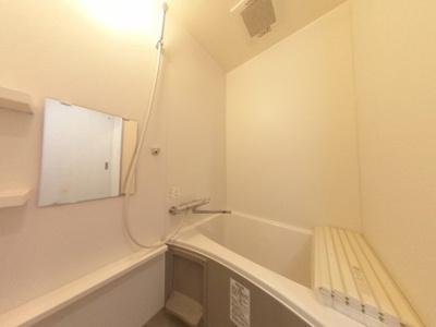 【浴室】清潔感ある賃貸マンション